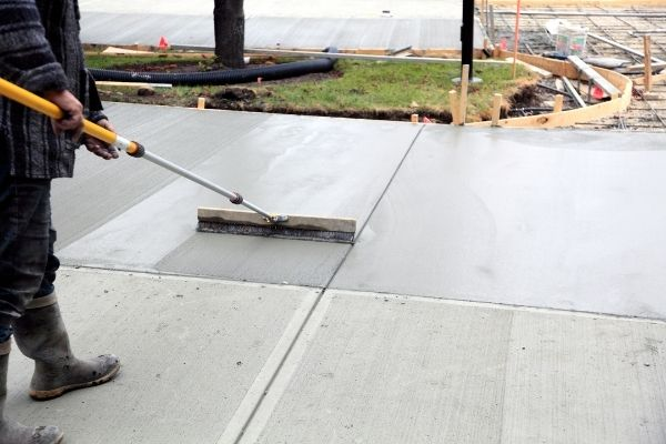 stamped concrete Rochester MN